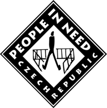 People in Need Logo