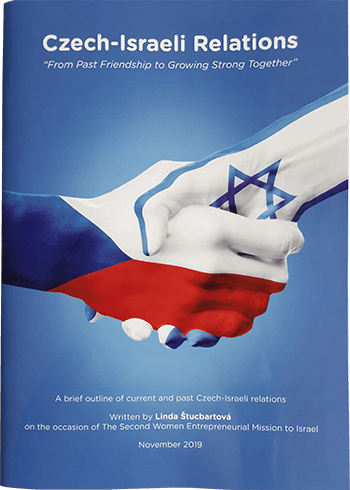 Czech-Israeli Relations Book