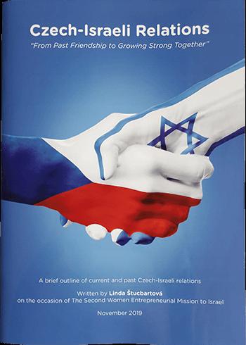 Czech-Israeli Relations Book