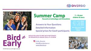 Big Idea Summer Camp Early Bird
